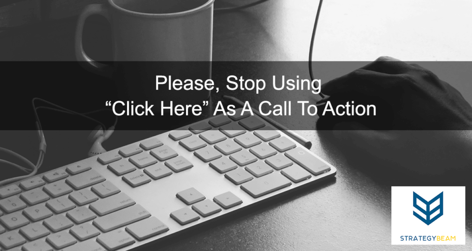 small business digital marketing call to action