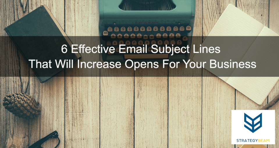 email marketing subject lines for small business owners email marketing strategies small business owners online marketing