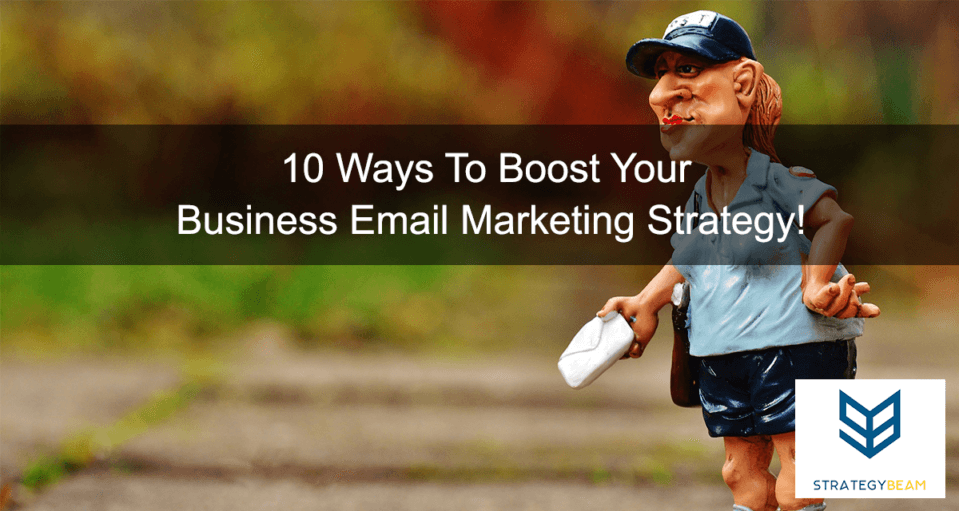 small business email marketing strategy tips and tricks
