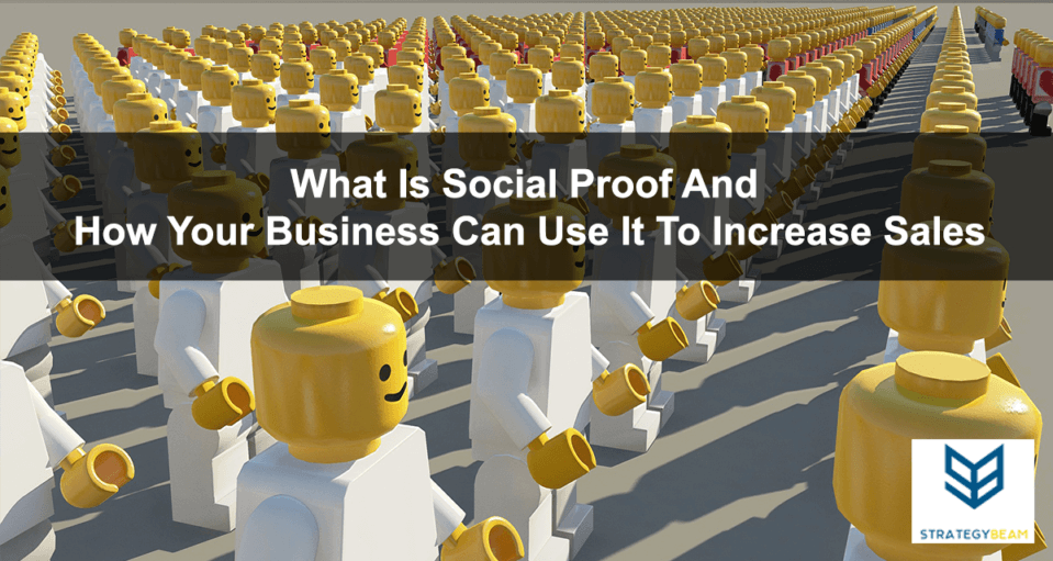social proof for business owners online marketing www.strategybeam.com