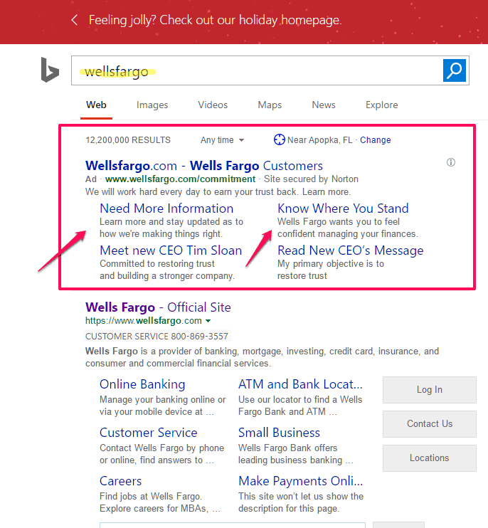 Bing Finance: How Your Business Can Use PPC In A PR Crisis