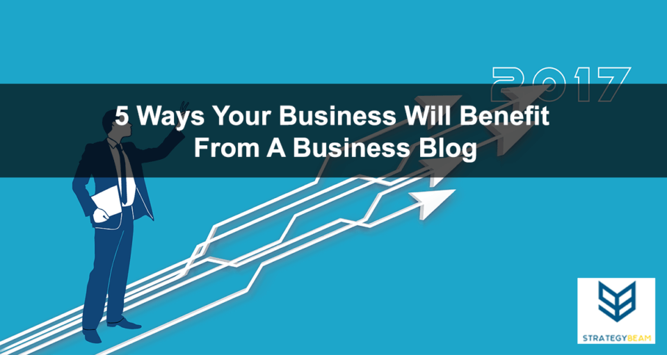 benefits business marketing tips business blogging www.strategybeam.com