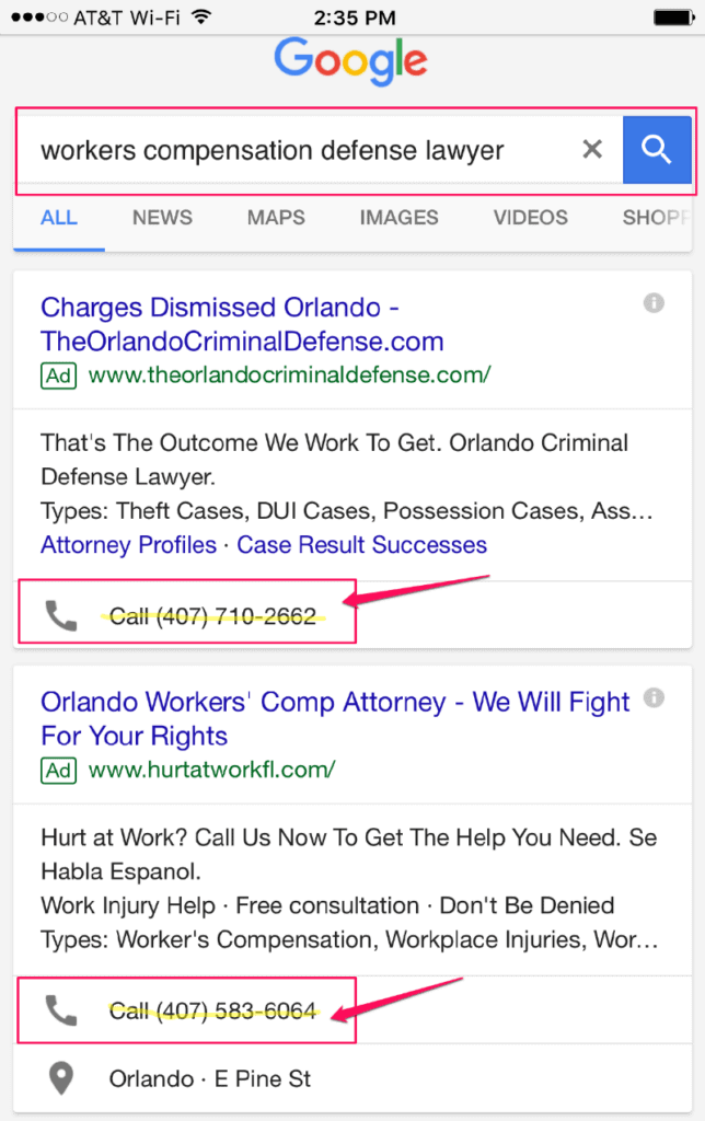 attorney ppc marketing tips increase sales orlando ppc law firm management