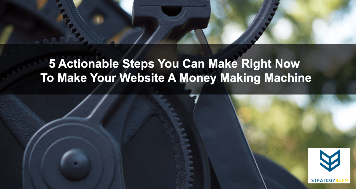 5 actionable steps you can make right now to make your for Websites you can draw on