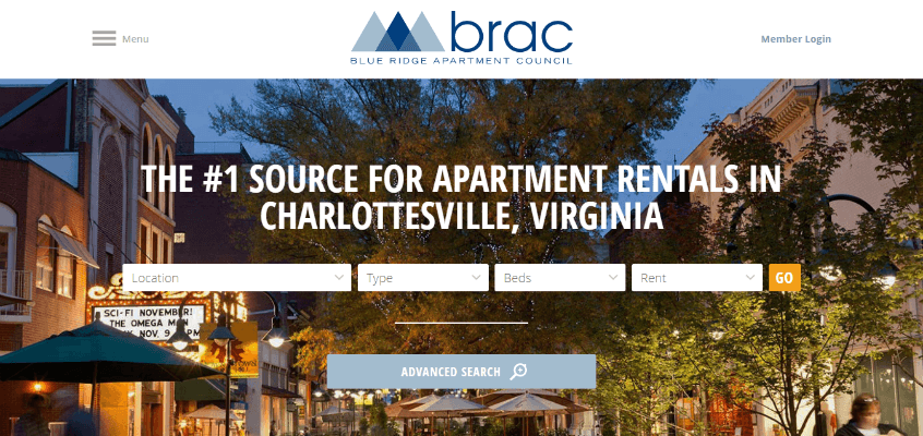 apartment marketing brac seo copywriting ppc management