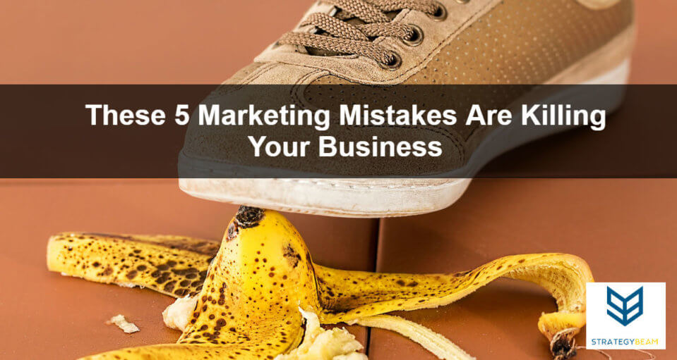 small business marketing mistakes Orlando digital media strategy consultant fix marketing mistakes small business