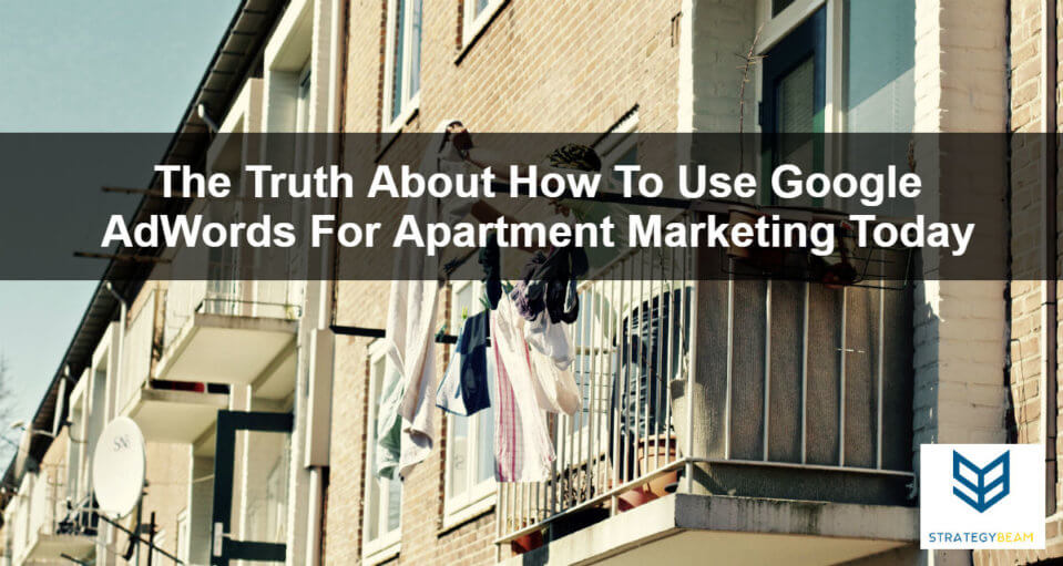 apartment ppc marketing online strategy marketing apartment