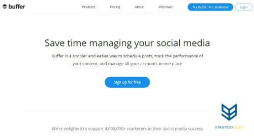 social marketing tools for business