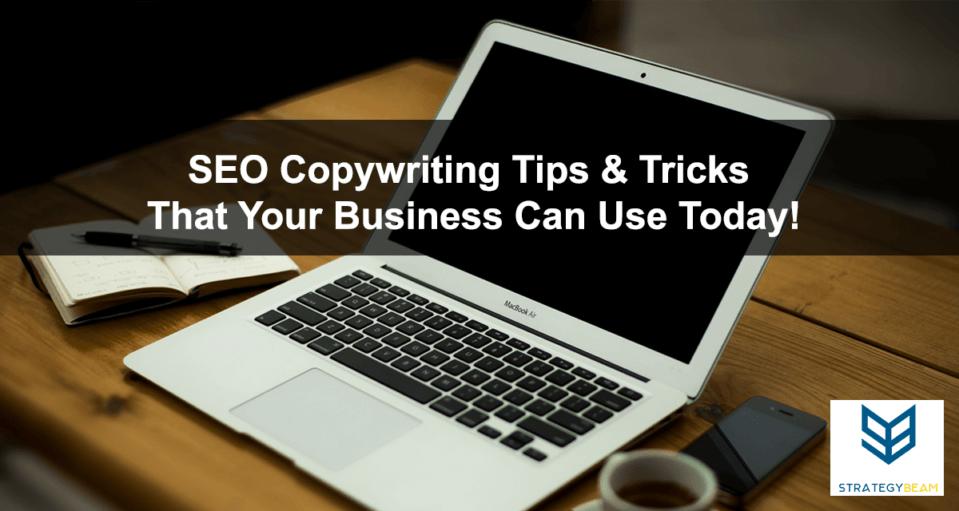 seo copywriting tips and tricks