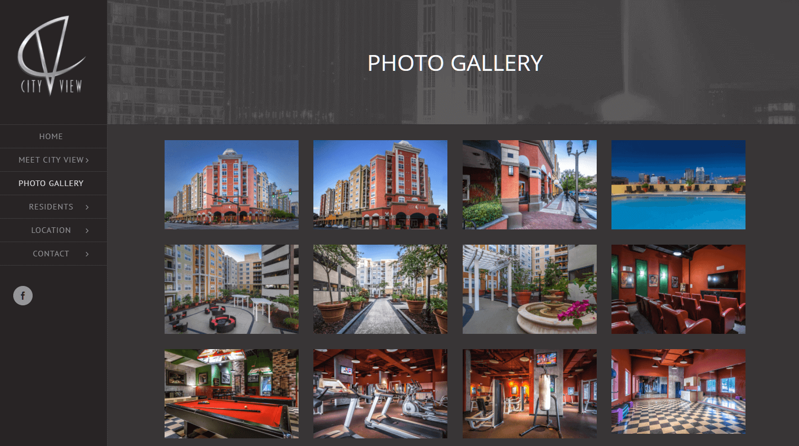 apartment marketing ideas city view photo galler online marketing apartment website review