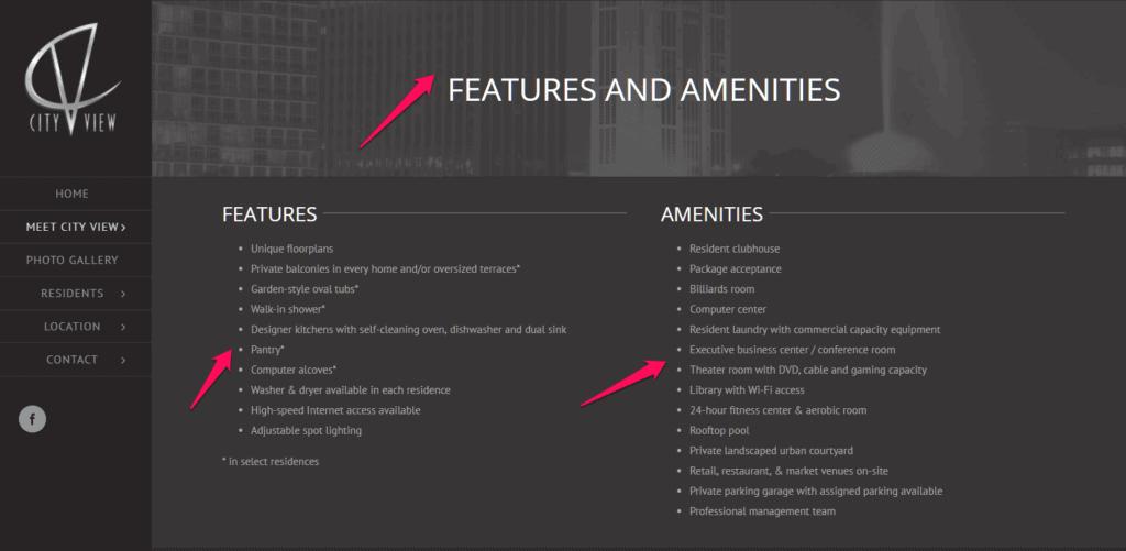 apartment marketing ideas online marketing apartment website review