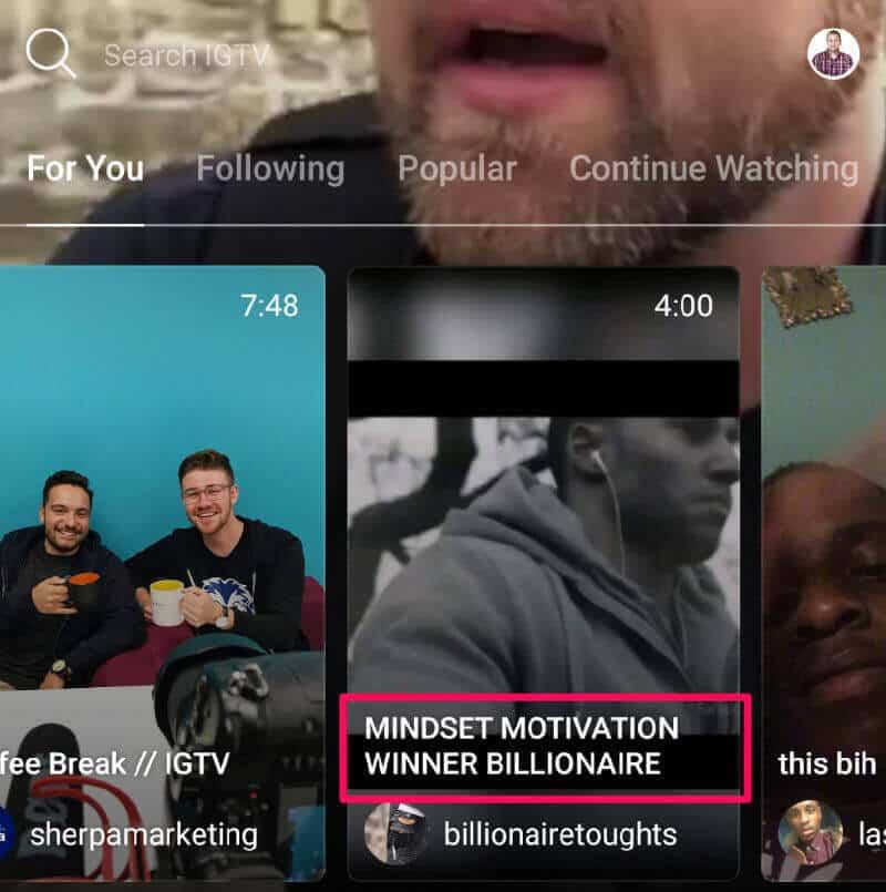 igtv optimizations how to optimize instagram tv igtv video description optimizations title igtv optimize
