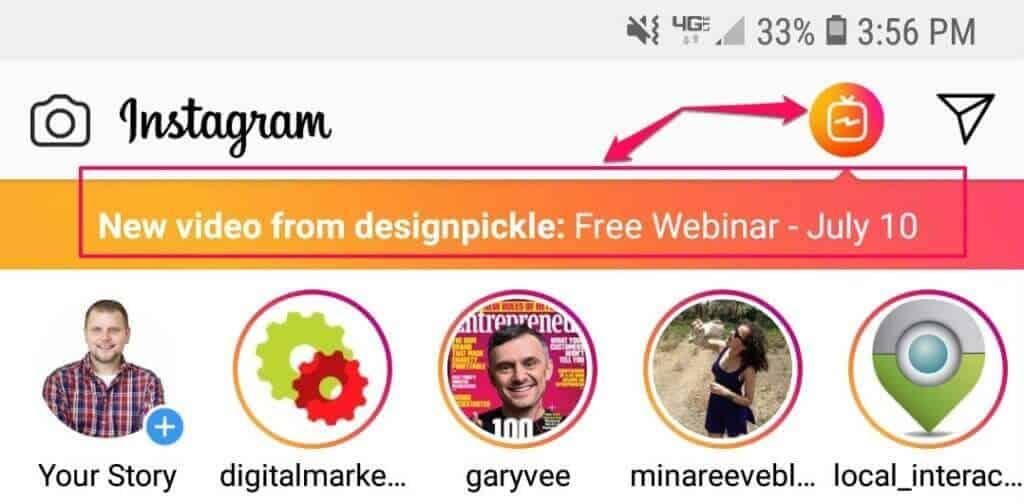 instagram tv optimizations instagram tv description optimizations igtv optimization tips