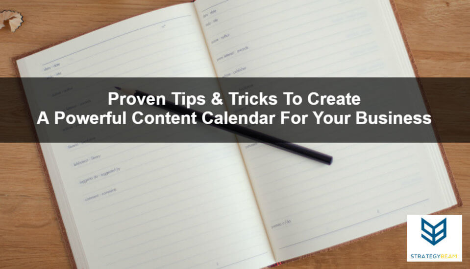 content calendar online marketing how to build a content calendar business marketing strategy content calendar