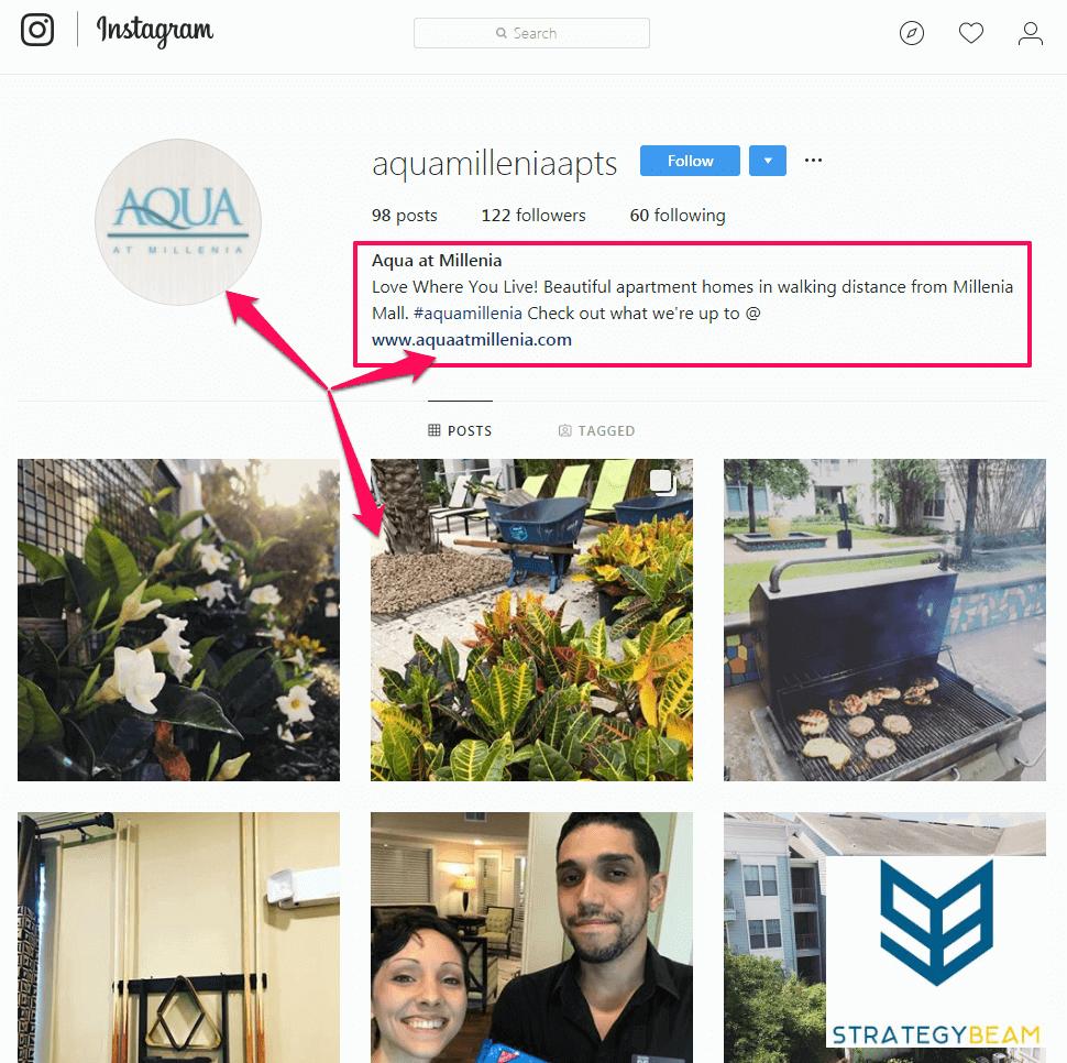 apartment marketing ideas instagram