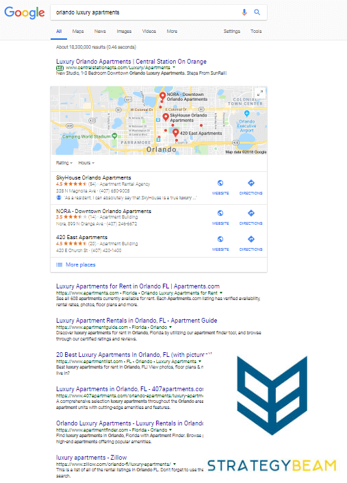 apartment seo marketing creative apartment marketing plan