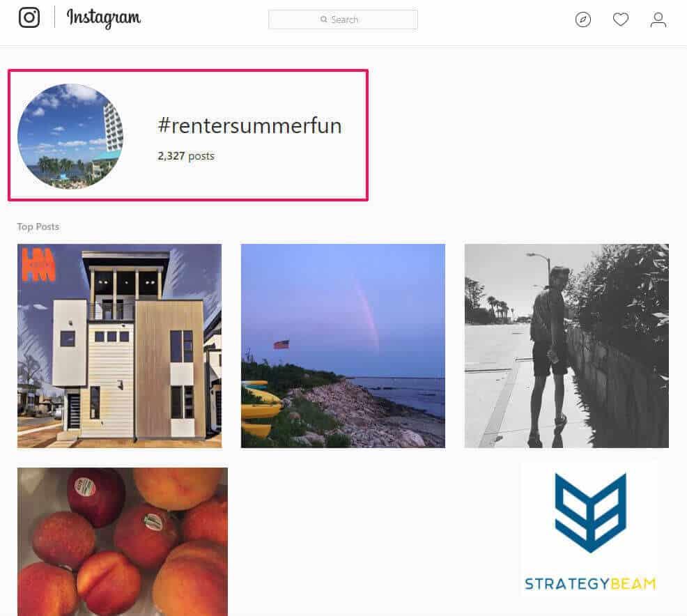 instagram contest apartment marketing creative ideas