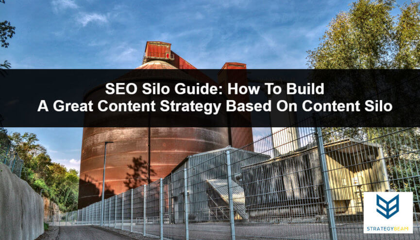 content silos content marketing strategy seo silos