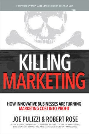 Killing Marketing How Innovative Businesses Are Turning Marketing Cost into Profit best marketing books Best books on marketing strategybeam