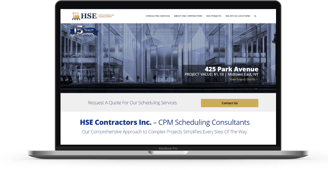 hse contractors seo copywriting website copywriting strategybeam
