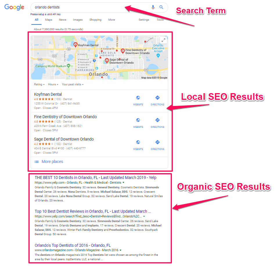 local seo online marketing seo consultants best seo consulting services