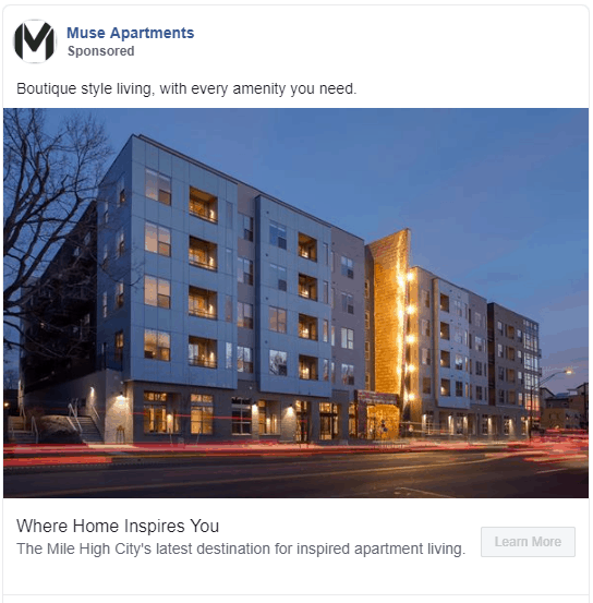 apartment marketing ideas facebook remarketing