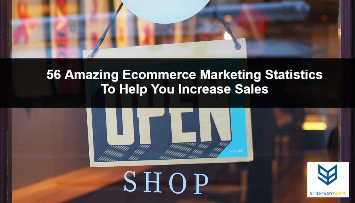 ecommerce marketing tips stats
