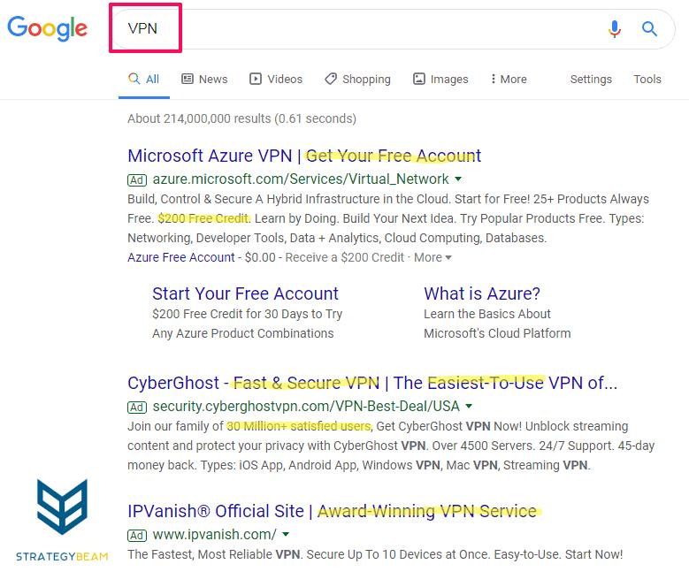 google adwords text ad copywriting tips ego fears strategybeam.com