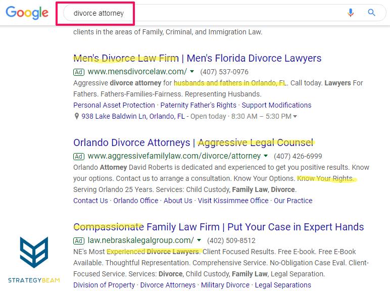 google adwords text ad copywriting tips use emotional triggers strategybeam.com