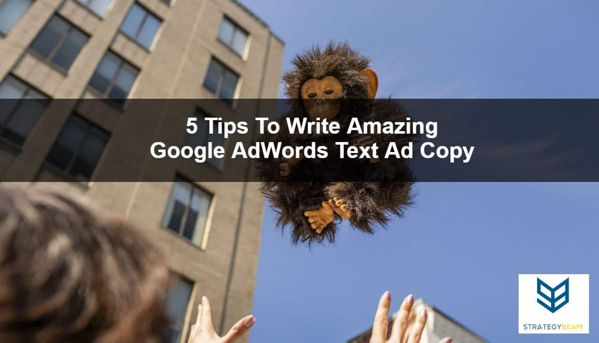 google adwords text ad copywriting tips
