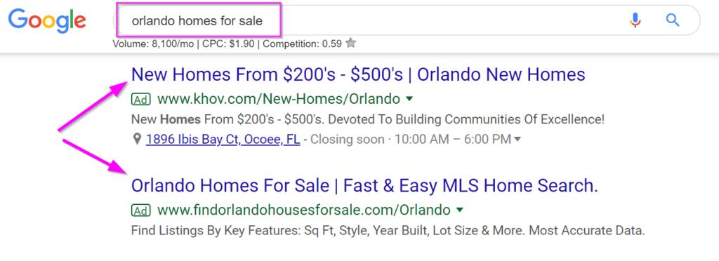 real estate marketing ideas google adwords