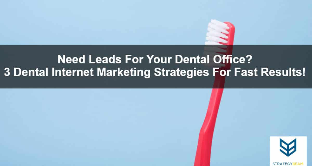 dental internet marketing dental marketing tips dental marketing ideas
