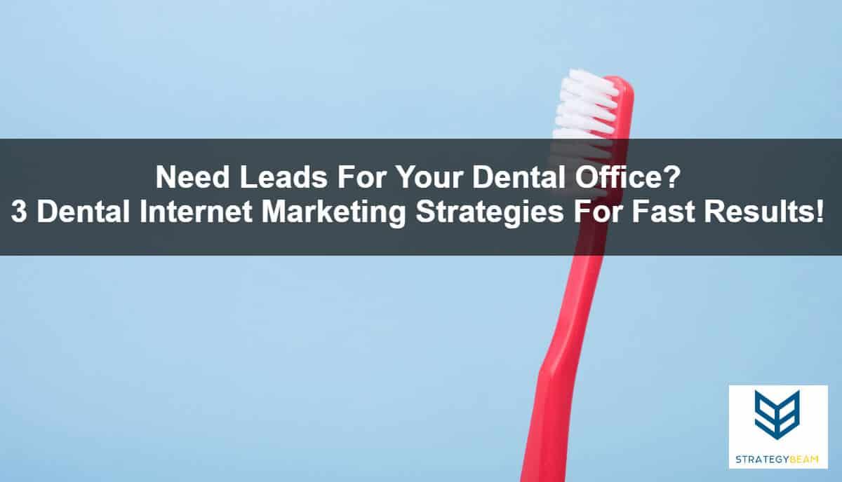 dental internet marketing dental marketing tips dental marketing ideas