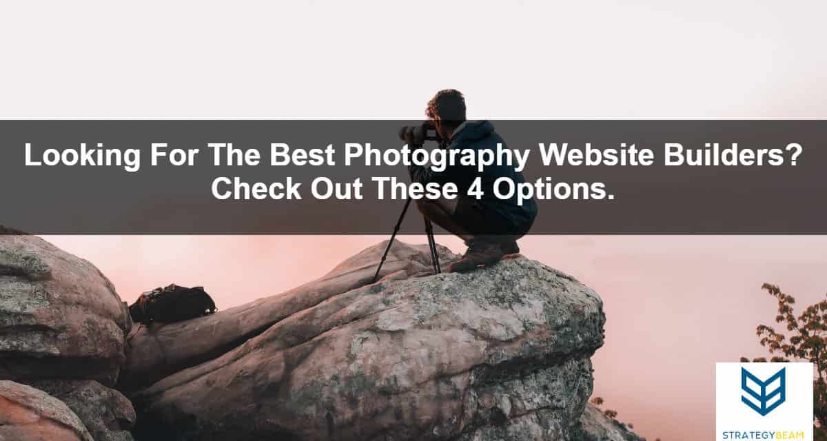 photography marketing website builders photographers online marketing