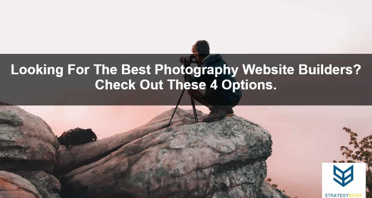 photography marketing website builders photographers online marketing