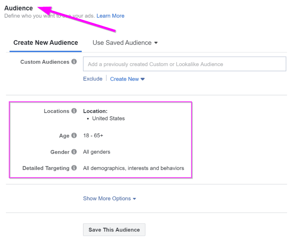 facebook real estate facebook ad policy