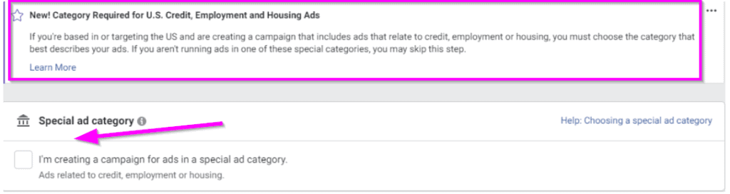 apartment marketing facebook ads property management restrictions