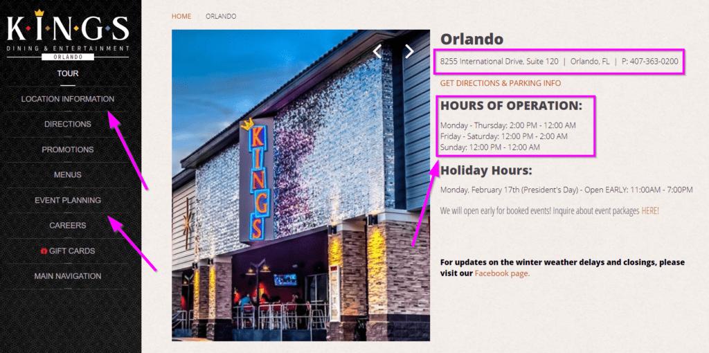 website for restaurants design tips restaurant design