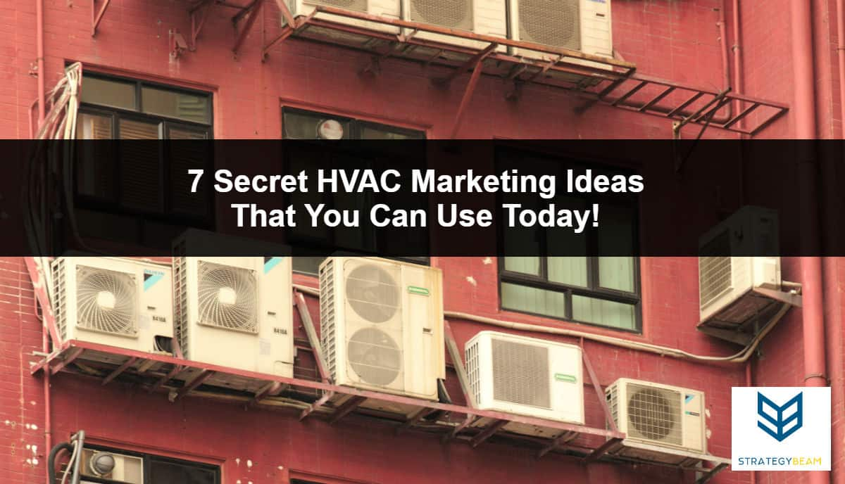 hvac marketing ideas to generate more hvac leads