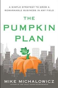 business book start business pumpkin plan strategybeam