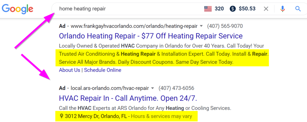 hvac marketing google ads hvac strategybeam