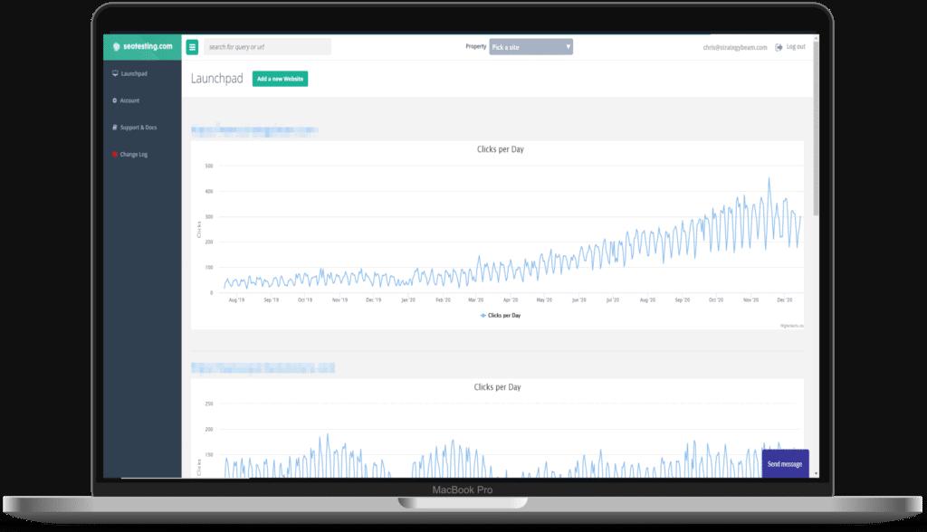 seotesting seo content optimization tools