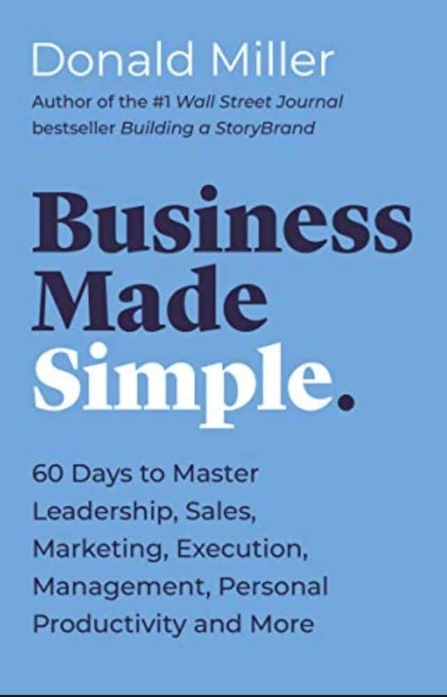 business made simple best sales books entrepreneurs