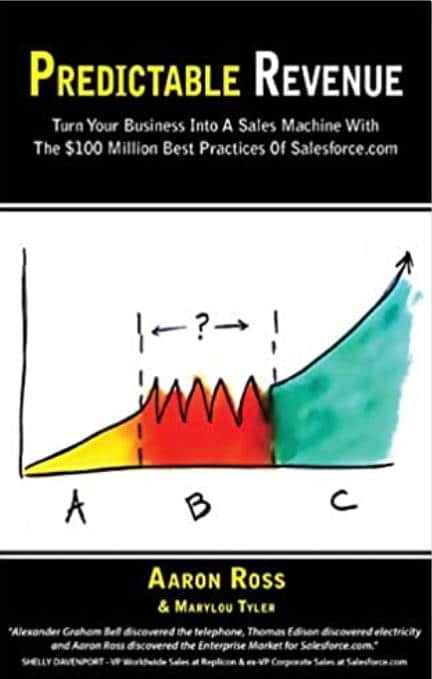 predictable revenue sales books small business owners