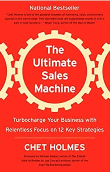 the ultimate sales machines sales book entrepreneurs