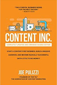 marketing books small business content inc