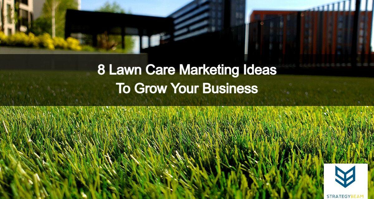 lawn care marketing ideas lawn care marketing