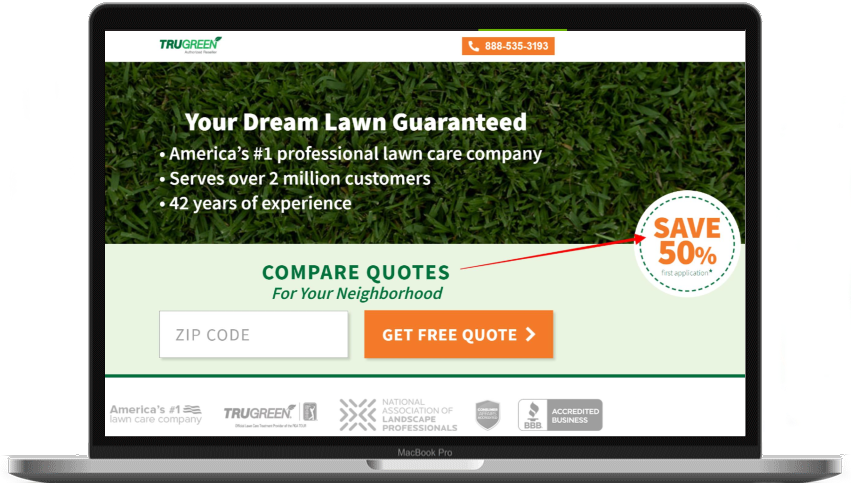 lawn care marketing ideas promotions