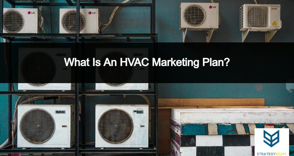 what is an hvac marketing plan?